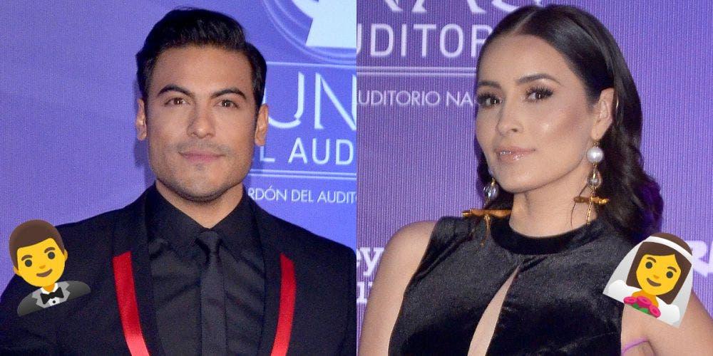 Carlos Rivera habla de su boda con Cynthia Rodríguez
