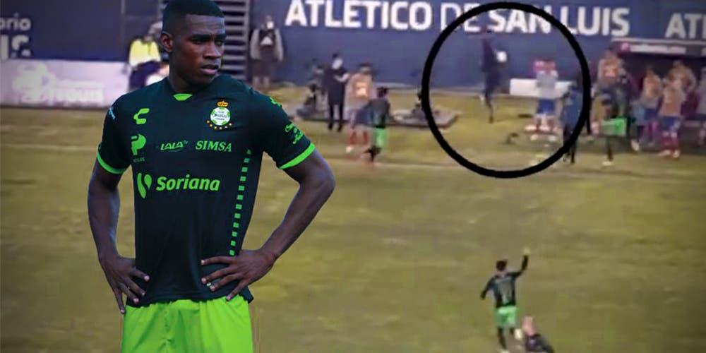 Racismo Santos vs San Luis: (historia completa; Liga MX)
