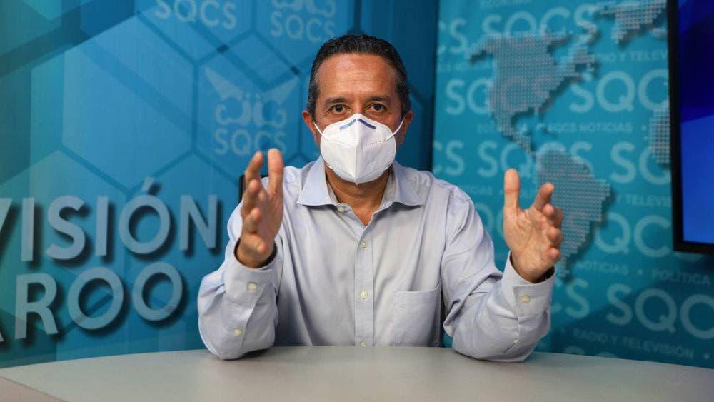 Entra en vigor, este lunes, el semáforo amarillo en todo Quintana Roo: Carlos Joaquín