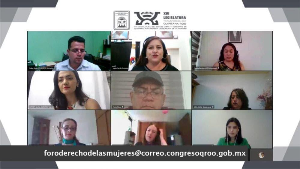Respaldan Derechos Humanos el aborto en Quintana Roo.