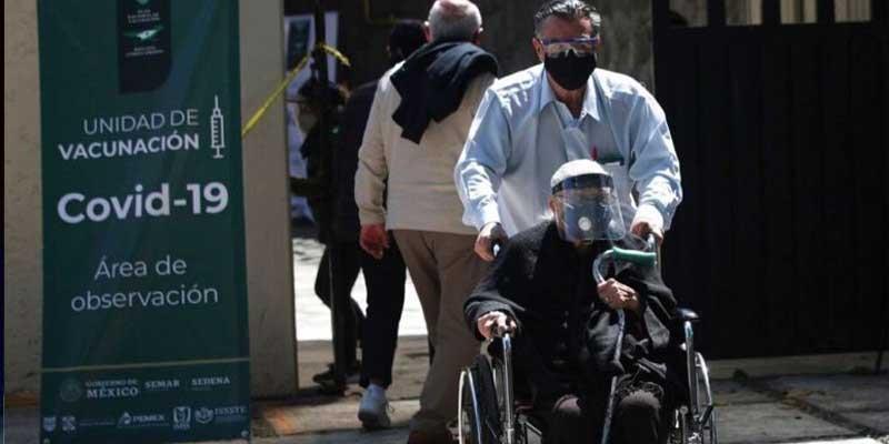 Ya son 177 mil 061 muertos por coronavirus en México