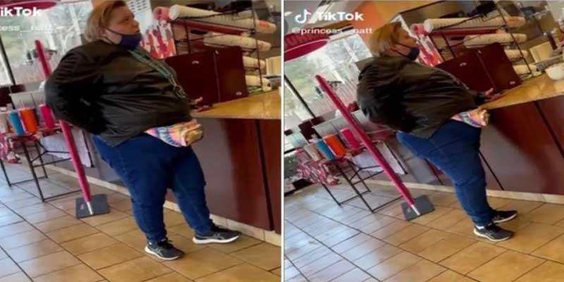 Mujer pelea con cajera por creer que una docena tenía 50