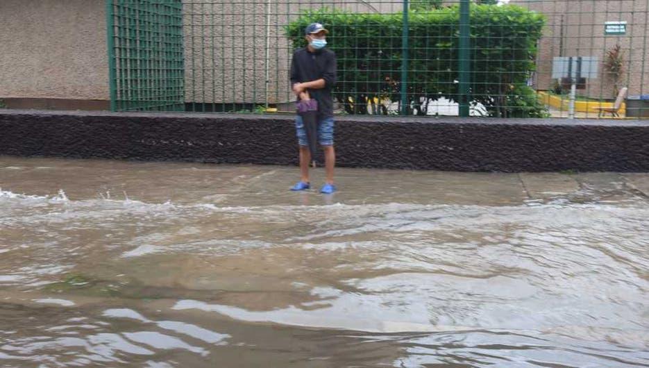 Lluvias provocan inundaciones en varios municipios de Yucatán