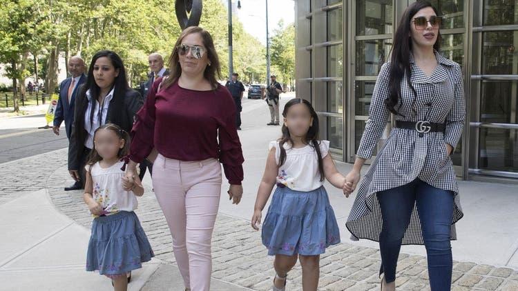 La exreina de belleza es madre de dos pequeñas hijas de 'El Chapo'