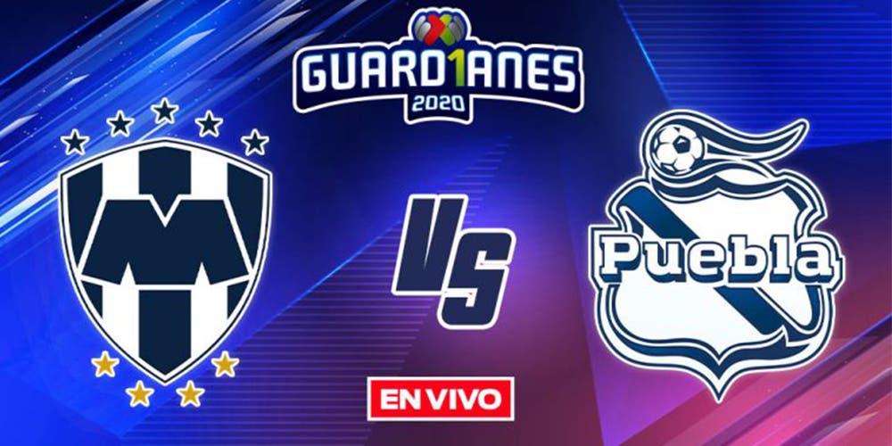 Liga MX: Puebla vs Rayados (horario y transmisión)