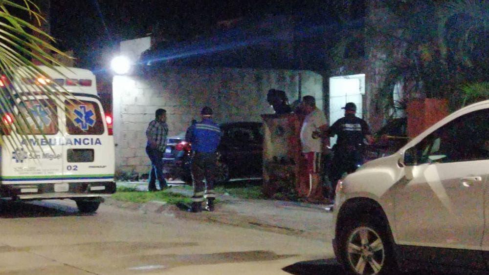 Mujer muere en Cozumel al resbalar en su baño
