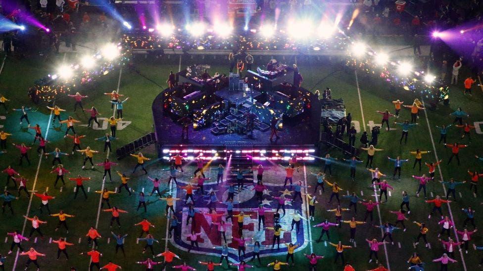 Super Bowl 2021: ¿cuál ha sido el espectáculo de medio tiempo más visto?