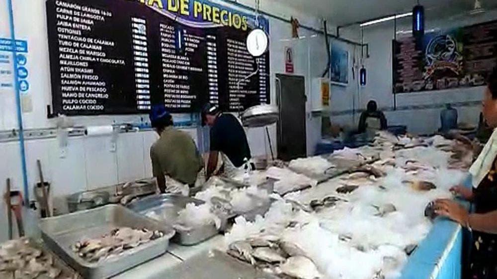 Vigilará la Cofepris a pescaderías de Cancún durante la cuaresma