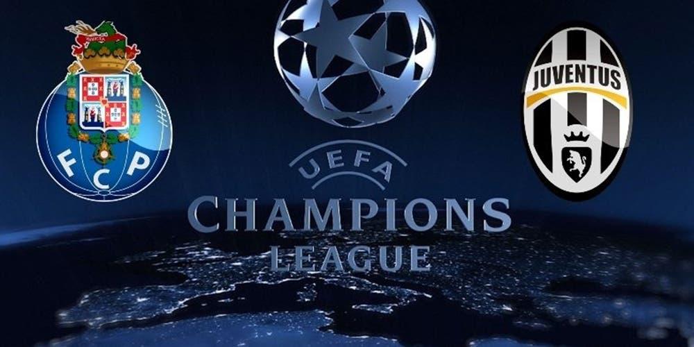 Champions League: Porto vs Juventus (horario y transmisión México)