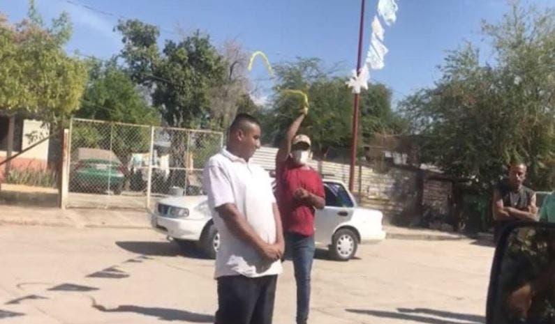 Ante la necesidad de la población en Guerrero, optaron por medidas drásticas para que la población use el cubrebocas