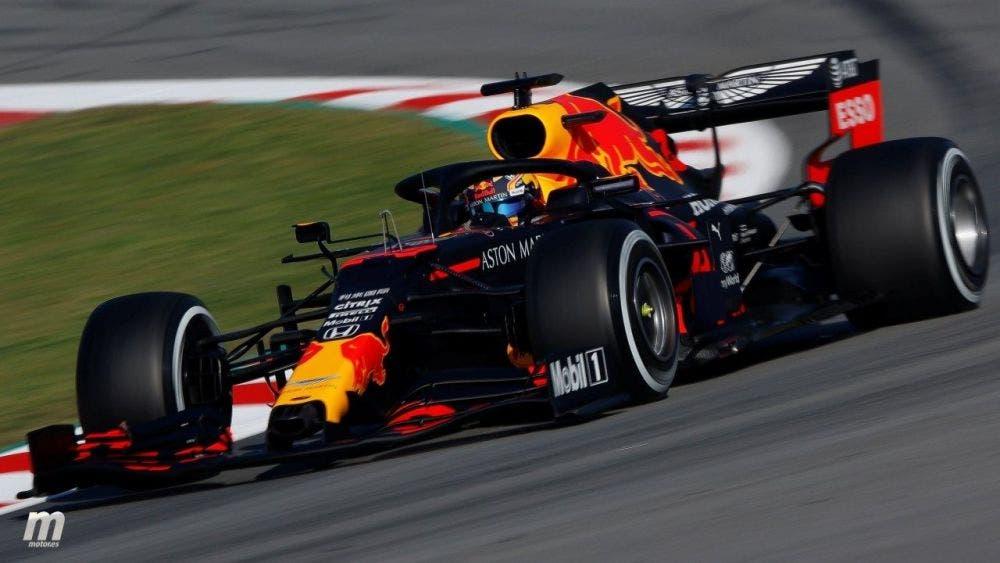 Red Bull utilizará motores Honda a partir de 2022