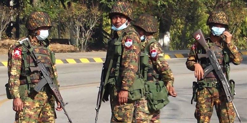 Codena México golpe militar en Myanmar