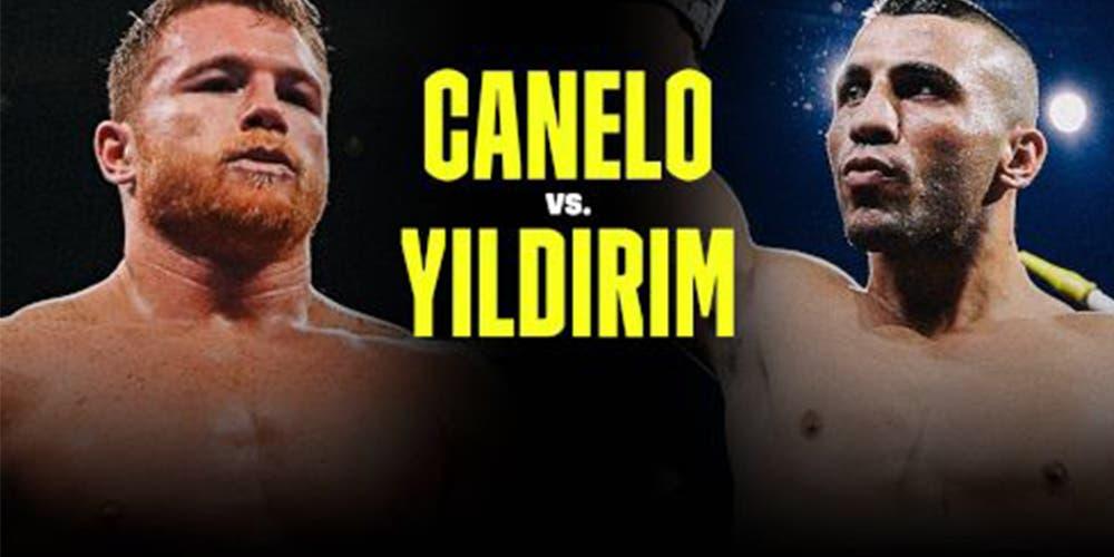 Canelo Álvarez vs Avni Yildirim: horario y transmisión México