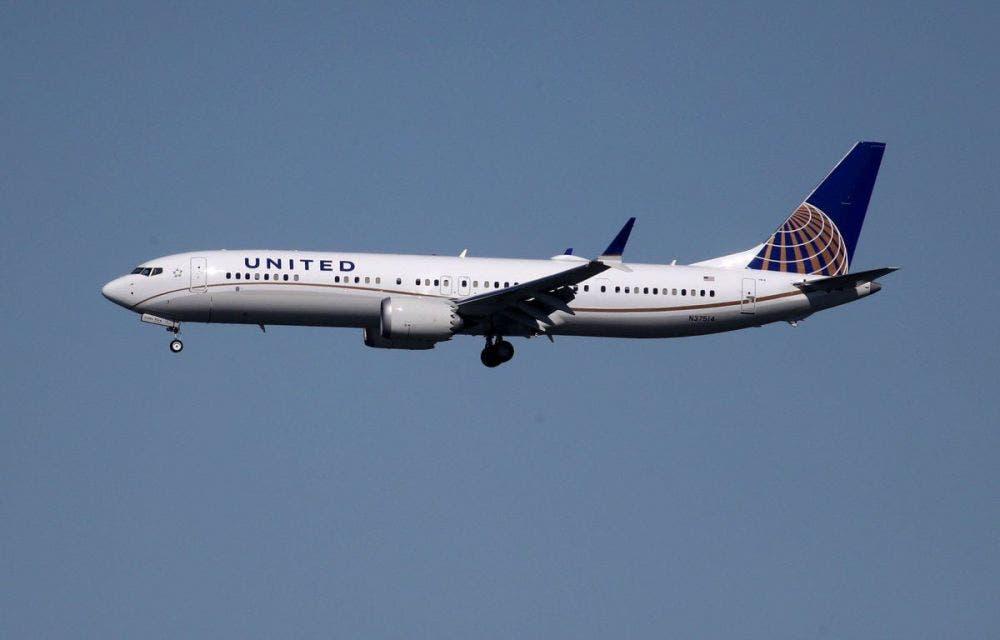 Avión con ruta Cancún - Houston pierde un motor sobre el Golfo de México