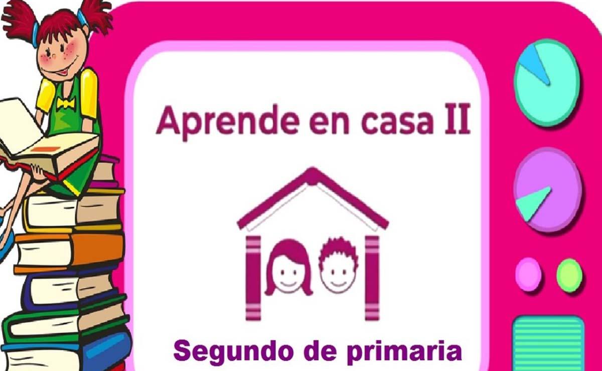 Aprende en Casa: Segundo de Primaria 8 de Marzo 2021