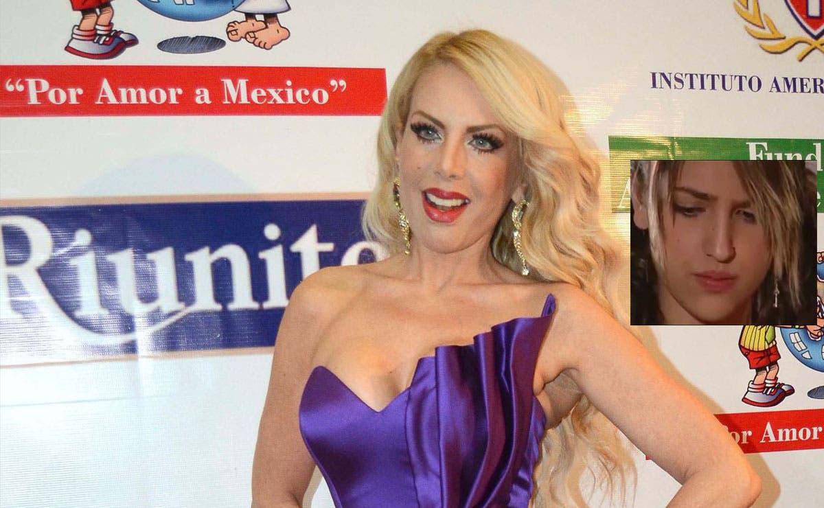 Lorena Herrera balconea a Eiza Gonzáles con video antes de cirugías