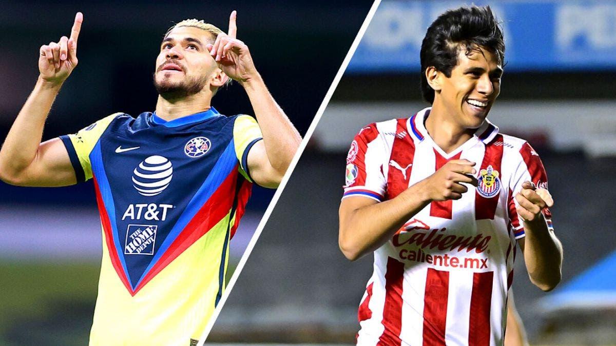 Liga MX: Chivas vs América (horario y transmisión)