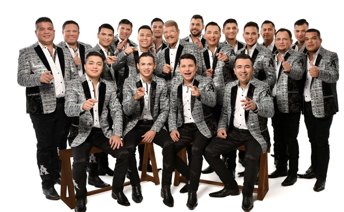 La 'Arrolladora Banda El Limón' lanza nuevo álbum tras meses de confinamiento