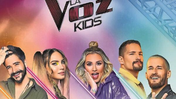 Inicia 'La Voz Kids' y Belinda se lleva la noche con su look