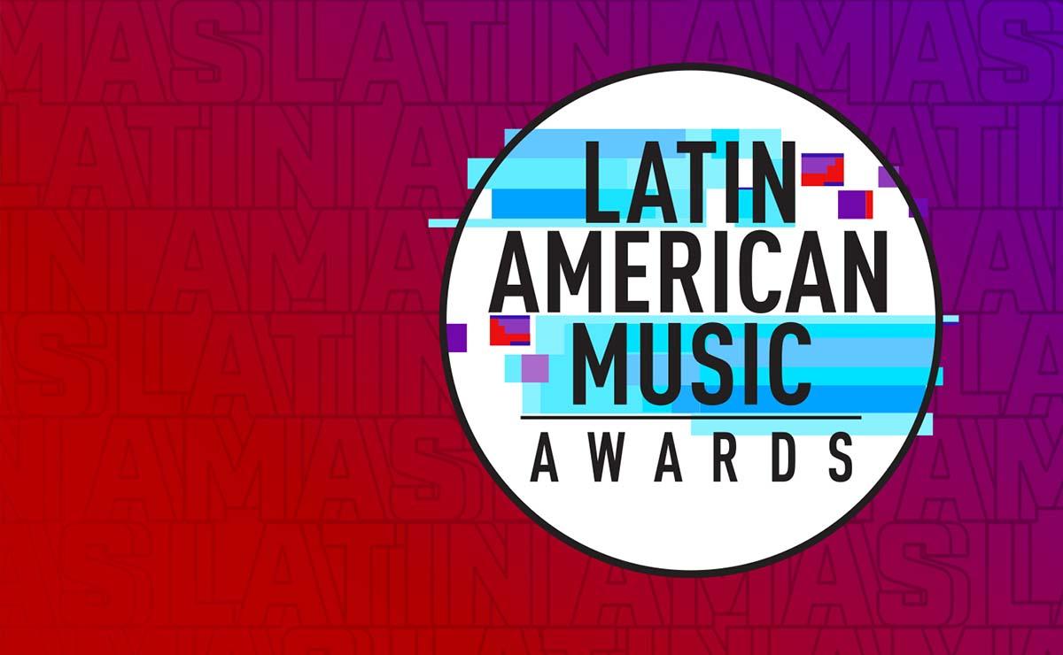 Esta es la lista completa de los Latín American Music Awards