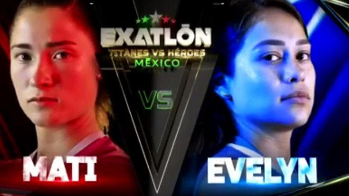 Exatlón México: Mati Álvarez y Evelyn Guijarro se unen previo la final