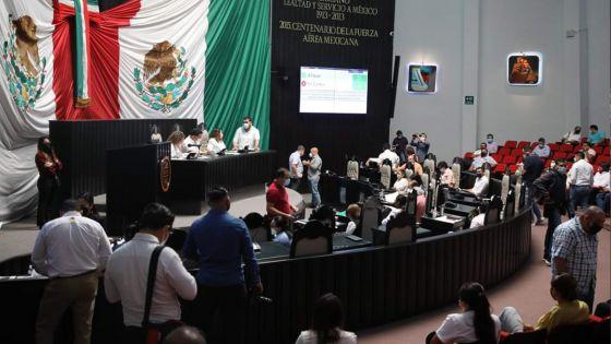 Aprueban despenalización del aborto en comisiones del Congreso de Quintana Roo