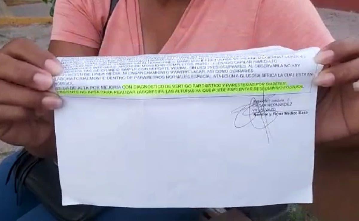 Denuncia acoso sexual y despido empleada hotelera de Playa Del Carmen