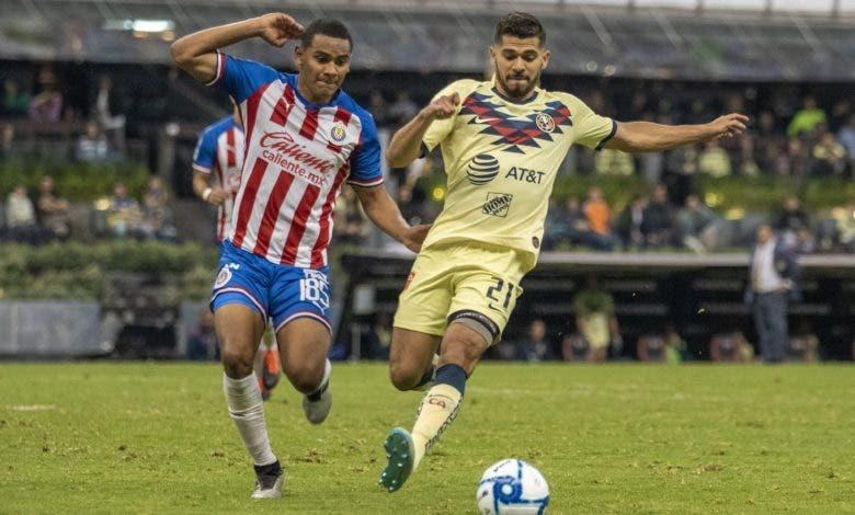 Liga MX: ¿Cuándo juega América vs Chivas? horario y canal