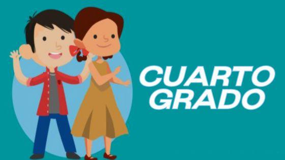 Aprende en Casa: Cuarto de Primaria – 04 de Marzo 2021