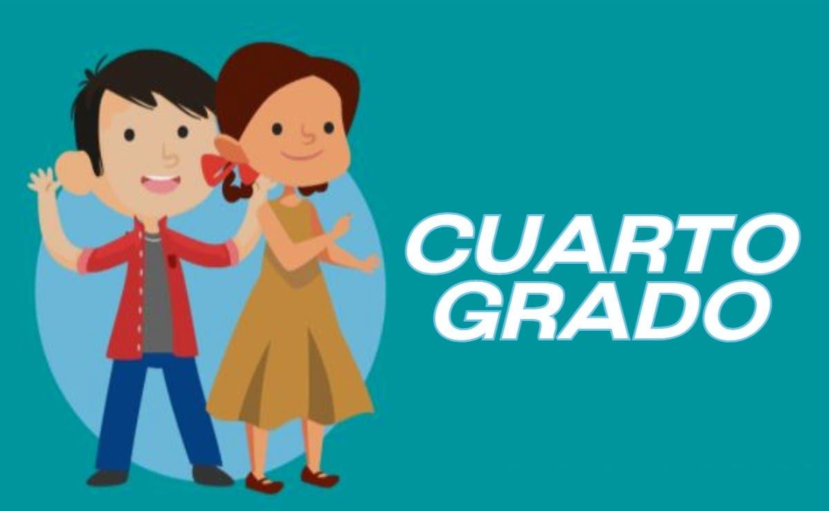 Aprende en Casa: Cuarto de Primaria – 10 de Marzo 2021
