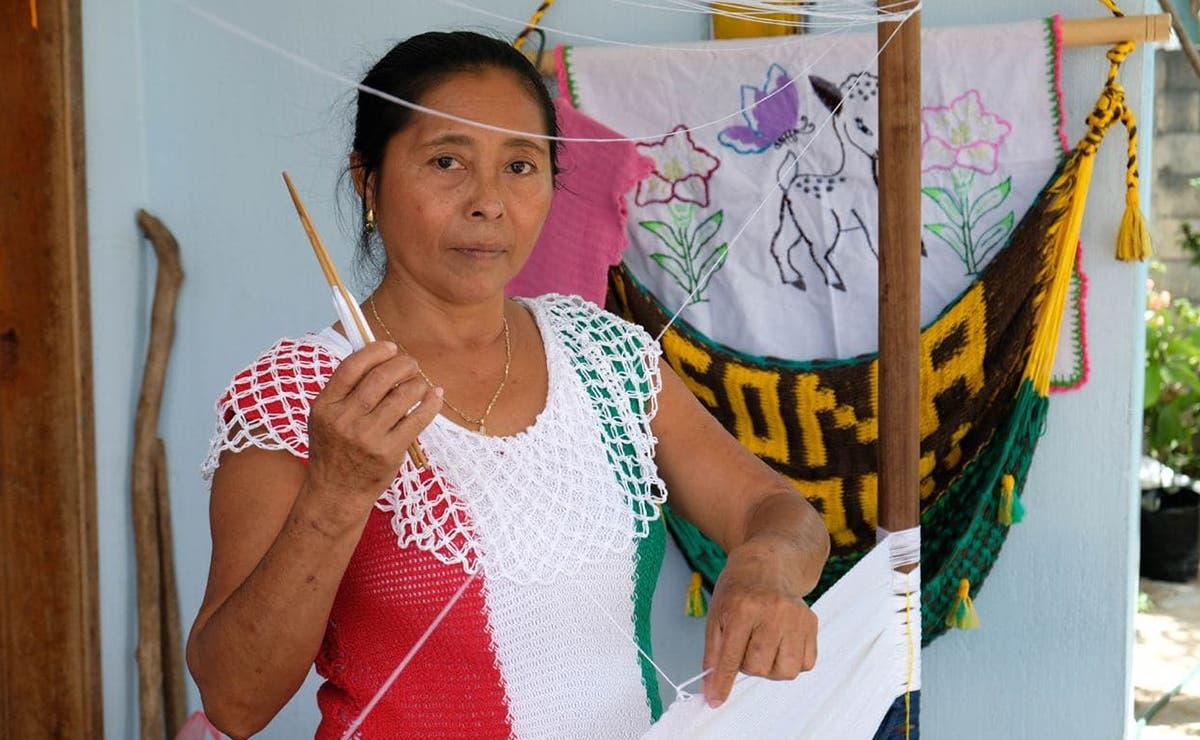 Puerto Morelos, tierra de mujeres y hombres que dan identidad al municipio con sus artesanías