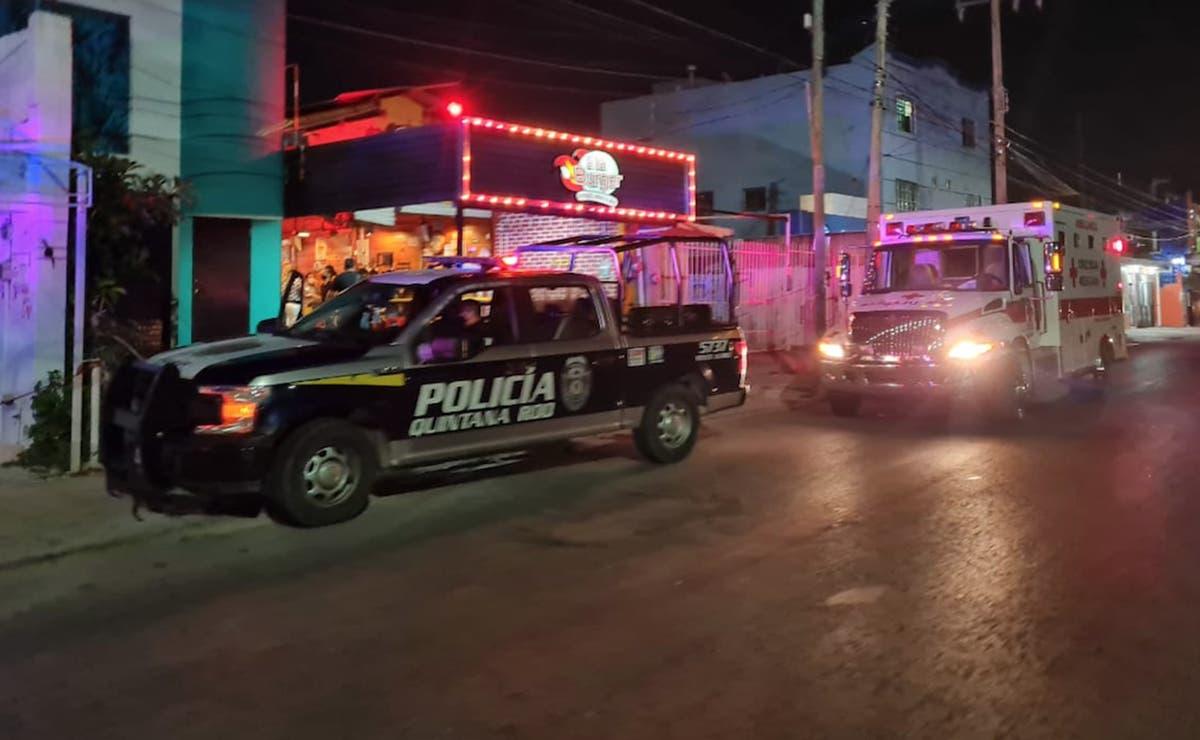 """Asaltan con violencia restaurante """"A la Burguer""""de Cancún"""
