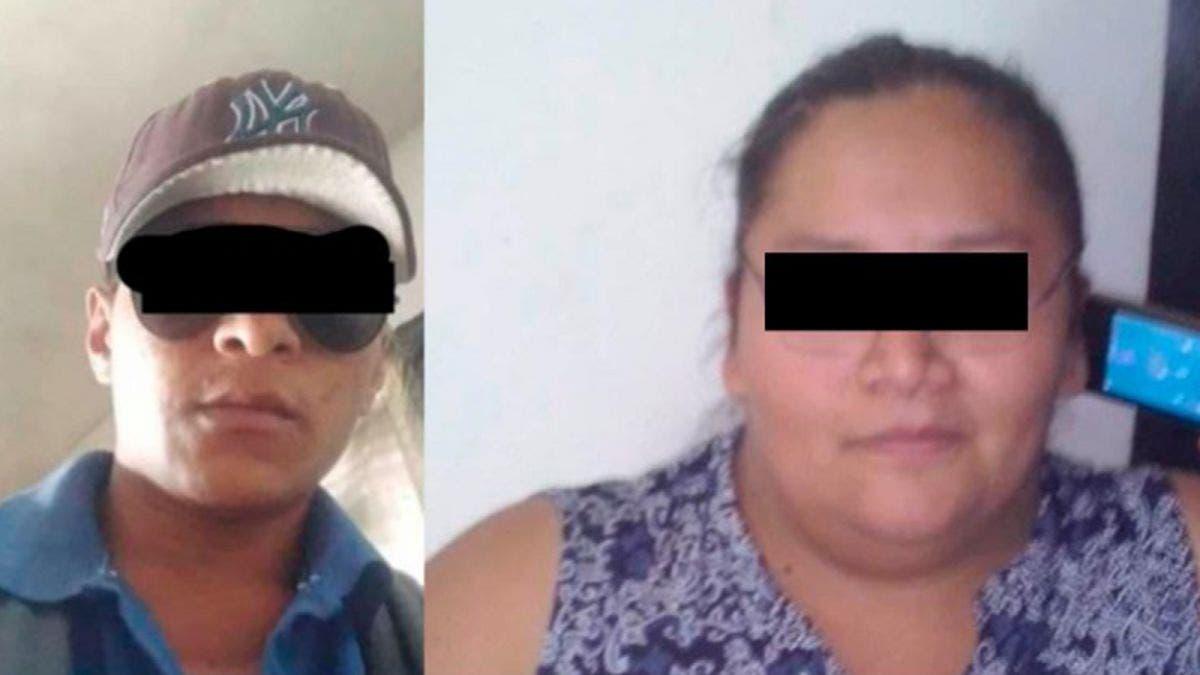Mujer y su pareja asesina a golpes a menor de edad en Puebla