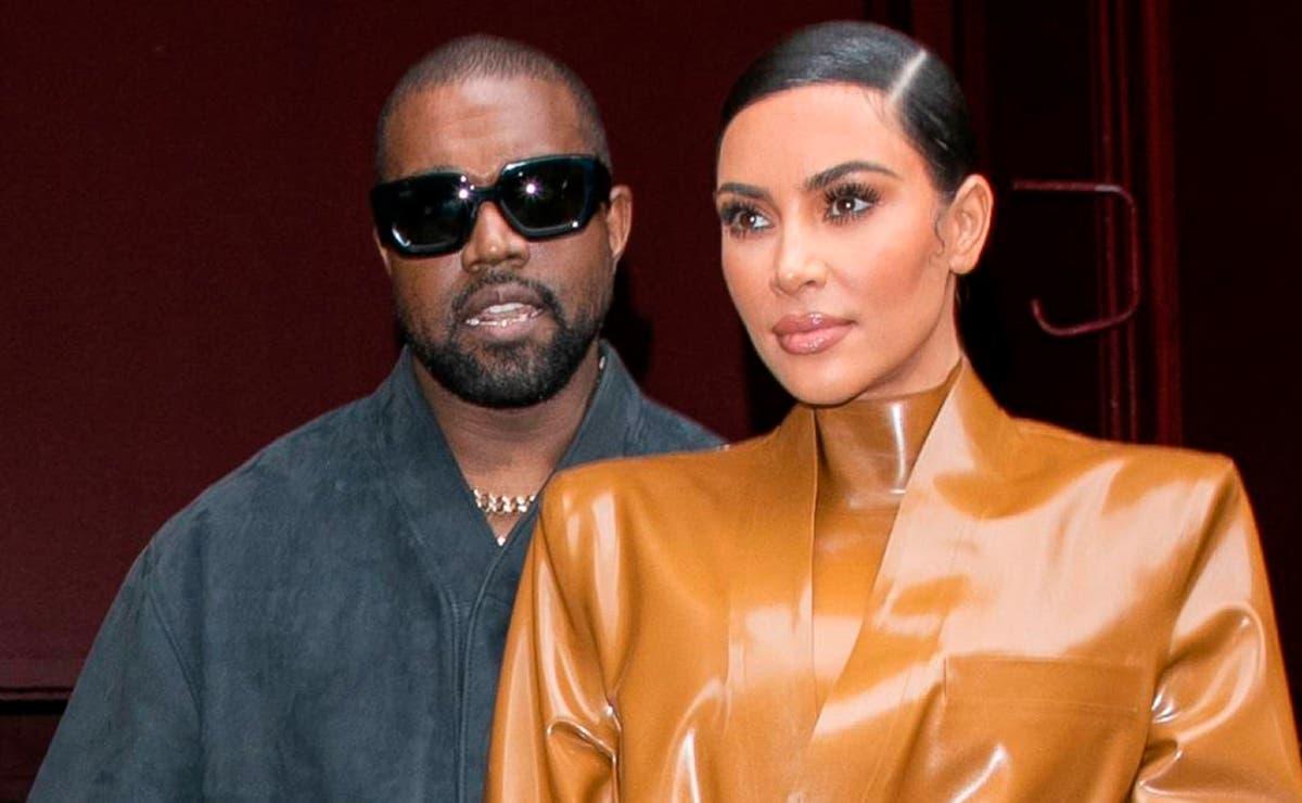 Así va la vida de 'solteros' de Kim Kardashian y Kanye West