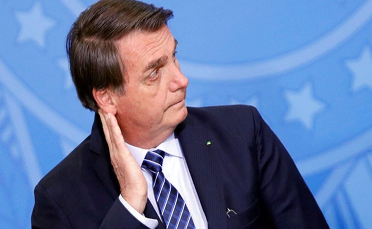 El presidente de Brasil, Jair Bolsonaro, recriminó a sus compatriotas por las críticas relacionadas con el número de muertes por el Covid-19