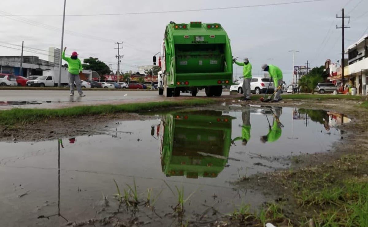 Avanza eliminación de basureros clandestinos en Cancún