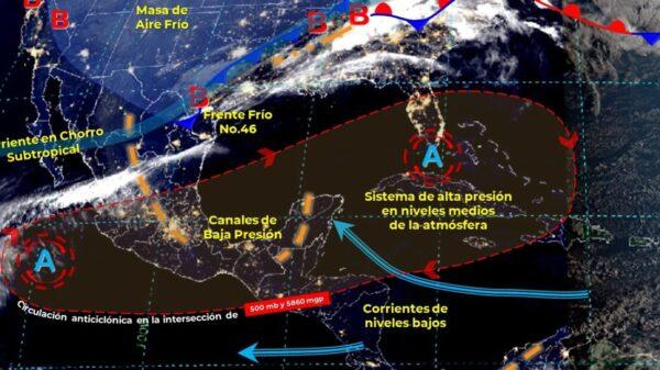 Pronóstico del clima para hoy domingo 28 de marzo en Quintana Roo.