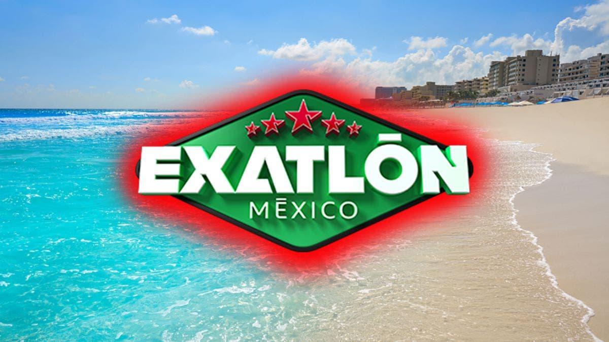 Participantes de Exatlón México están en Cancún
