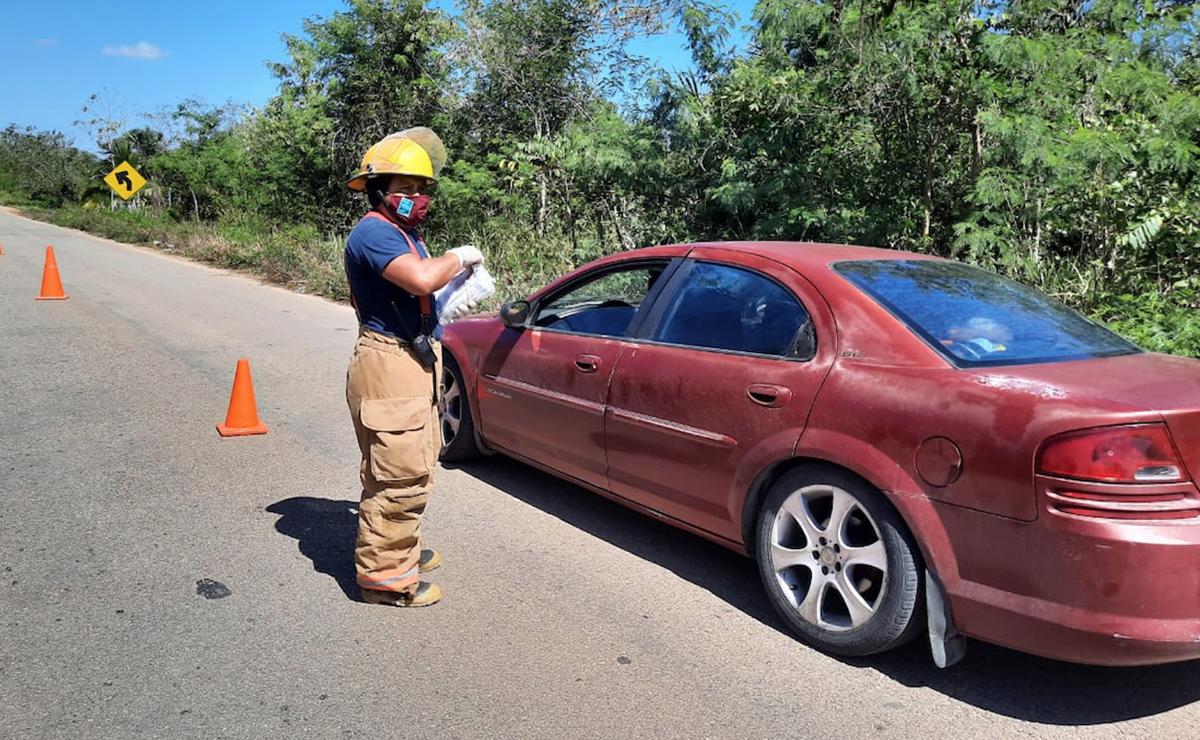 Previenen incendios forestales en Lázaro Cárdenas