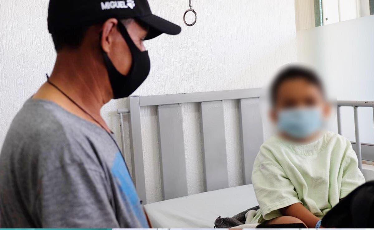 Alerta IMSS sobre síntomas de cáncer infantil