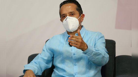 El franco descenso de contagios por Covid-19 nos obliga a fortalecer los hábitos: Carlos Joaquín