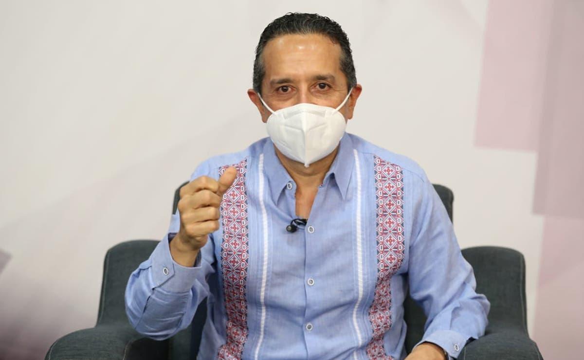 Quintana Roo se encuentra en un momento crucial para avanzar en el semáforo epidemiológico: Carlos Joaquín