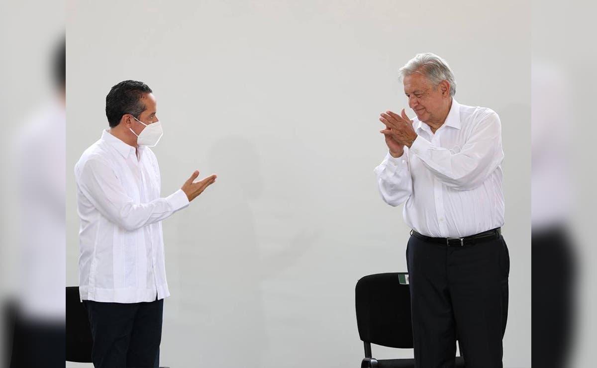 Inició la construcción del tramo cinco del Tren Maya, que generará empleos y reactivará la economía de la región: Carlos Joaquín