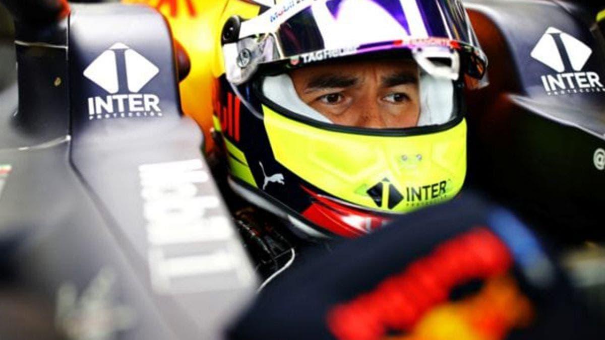 F1: Sergio Pérez desea regresar a México y festejar