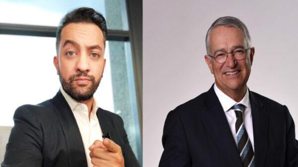 Protagonizan pleito en Twitter Salinas Pliego y Chumel Torres