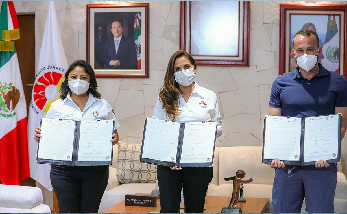 Reafirma gobierno de Cancún compromiso con medio ambiente y Tren Maya