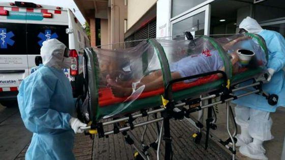 Aumentan casos positivos de Coronavirus en Yucatán; 129 contagiosAumentan casos positivos de Coronavirus en Yucatán; 129 contagios