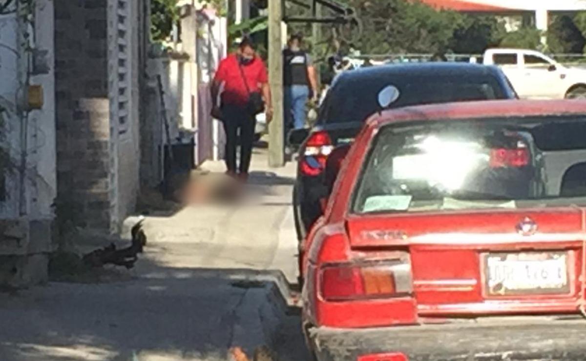 Ejecutan de tres balazos a hombre en Chetumal