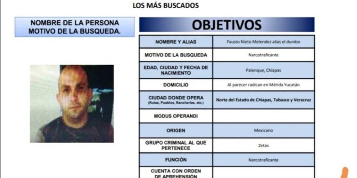 """Cae """"El Dumbo"""" en Playa del Carmen; en el top 3 de la delincuencia"""