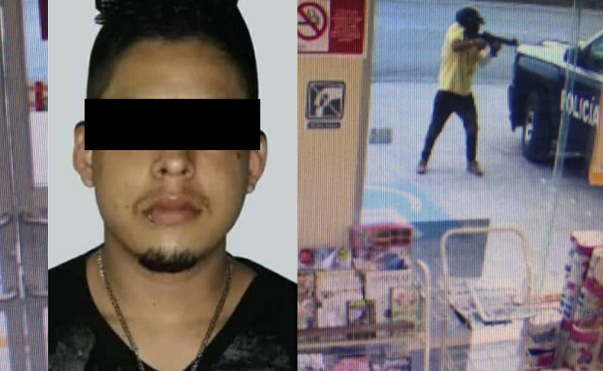 Cae asesino de Policía entre detenidos de balacera ayer en Cancún